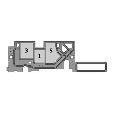 费斯托FESTO 密封件,用于MPA-S,VMPA1-DP-PRS,533365