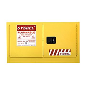 西斯贝尔SYSBEL 背负式易燃液体安全柜,FM认证,17加仑/64升,双门/手动,不含接地线,WA3810170