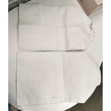 捷丰 除尘过滤袋(涤纶防静电针刺毡),130(直径)*2000(袋长),圆底,平切口。按打样定制尺寸