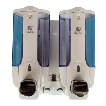 信達手動皂液器,2個包裝 ZYQ-138S(白)