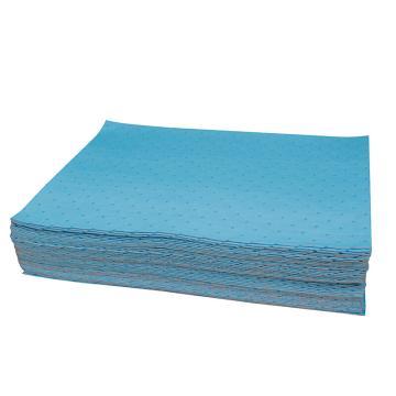 西斯贝尔SYSBEL 通用型防渗透吸附垫,50×40cm,最高吸附量90L/箱,UM0001G,100片/箱
