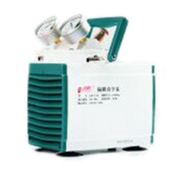 津騰 隔膜真空泵(含截流瓶),GM-0.5A(防腐)