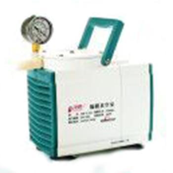 津腾 隔膜真空泵(含截流瓶),GM-0.33A(防腐)