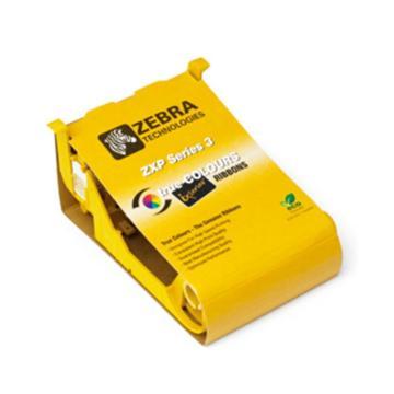 斑马 800033-301 证卡打印机色带 黑色 适用ZXP3C