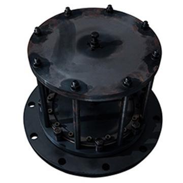 华理顶杆式爆破片,DN100,0.33±5%Mpa,135±10%℃,316/316L,可根据参数调整报价