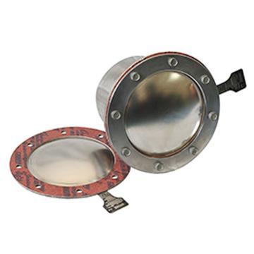 华理锅炉烟道用爆破片,DN200,0.33±5%Mpa,135±10%℃,316/316L,可根据参数调整报价