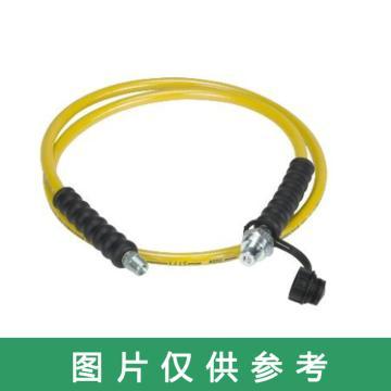 欧安亚 液压软管,HYDRAULIC HOSE-602-1001-25.6Mpa MT BB,φ12卡套接头,3m
