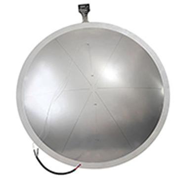 华理自带电讯号爆破片,DN100,0.33±5%Mpa,135±10%℃,316/316L,可根据参数调整报价