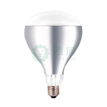 佛山照明浴霸灯泡 红外线取暖 275W E27长脖 长度183mm,单位:个
