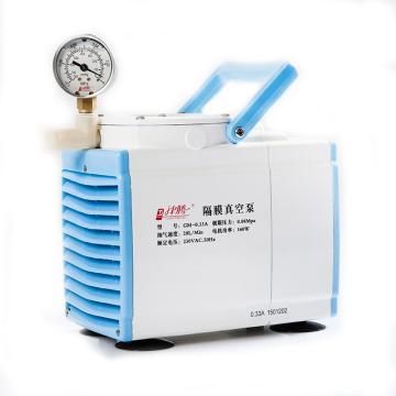 津腾 隔膜真空泵,GM-0.33A(售完即止)