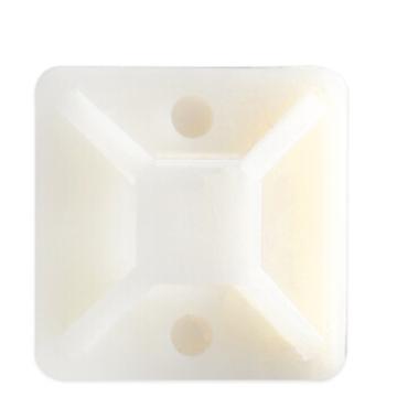 长虹塑料 不带胶固定座,30*30 不带胶,500个/包