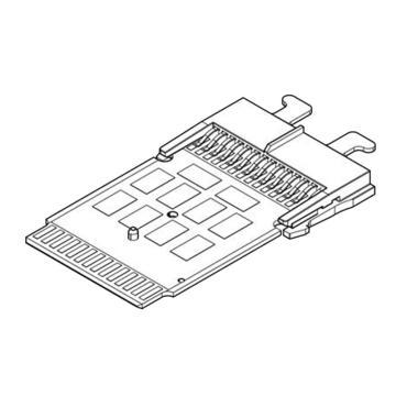 费斯托FESTO 电连接元件,用于MPA-S,VMPA1-MPM-EV-AB-8,537994