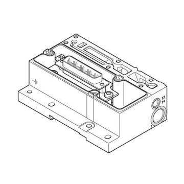 费斯托FESTO 电接口,用于MPA-S,VMPA1-MPM-EPL-GU,540896