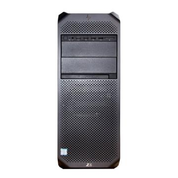 惠普图形工作站,Z6G4 Xeon 4108 32G 显卡P4000 8G 硬盘2T 显示Z24NG2 系统-Win7旗舰版/3年 HT
