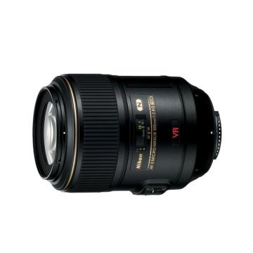 尼康镜头 AF-S VR微距尼克尔105mm f/2.8G IF/ED