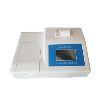 聚創環保 食用油檢測儀(1-2個項目),JC-12A S-1002-01