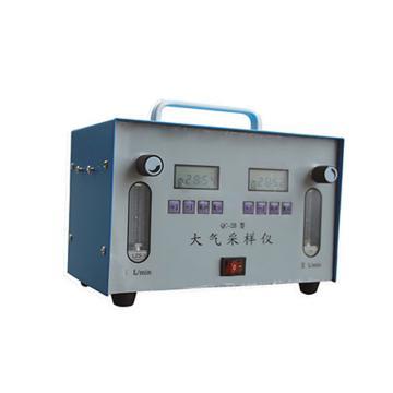 聚创环保 双路大气采样器,QC-2B C020106