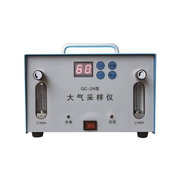 聚创环保 双路大气采样仪,QC-2A C020105