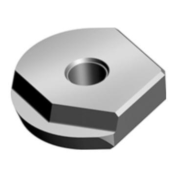 株洲钻石 铣刀片,ZOHX2005-GM YBG252,10片/盒