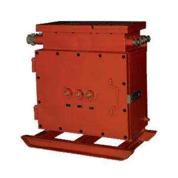 华通,跑车防护装置用隔爆兼本质安全型辅助控制箱,KXJF-127ZD,煤安证号MAB100070,单位:件