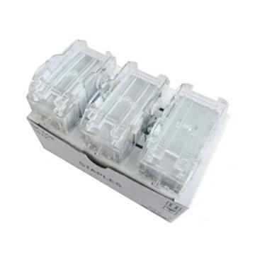 柯尼卡美能达 打印机装订针SK-602 适用于平订、角订50张装订、小册子装订 数量:5000*3