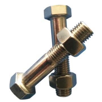 东明 DIN931半牙外六角螺栓,M14-2.0X70,不锈钢304,强度A2-70
