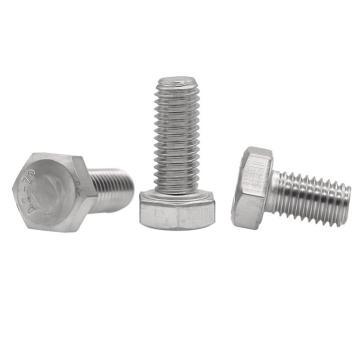 东明 DIN933全牙外六角螺栓,M16-2.0X100,不锈钢304,强度A2-70