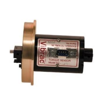 Vibrac LLC 扭矩传感器,BRG-2000 精度+/-0.5% 0.5 OZ-IN(3.5 mN-m,35.94 g-cm)