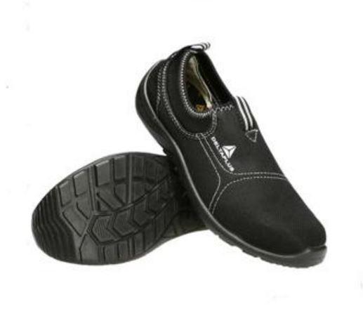 代尔塔DELTAPLUS 松紧系列S1安全鞋,301215-43,防砸防静电防滑