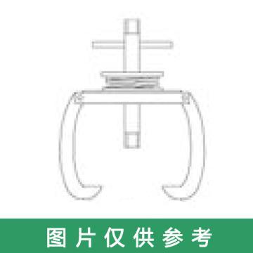 渤防 防爆二爪拉拔器,1343-100 100 铍青铜