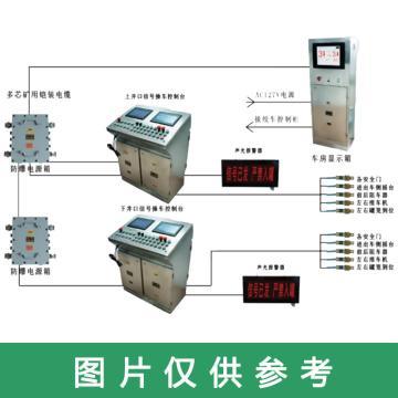 华通 煤矿井口操车监控装置,KJH113,煤安证号MFE100005,单位:套