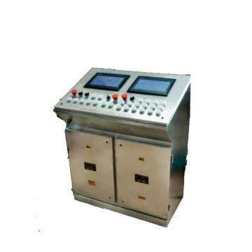 华通 煤矿主井装卸载监控装置控制台,KJH112-K,煤安证号MFE100006,单位:台
