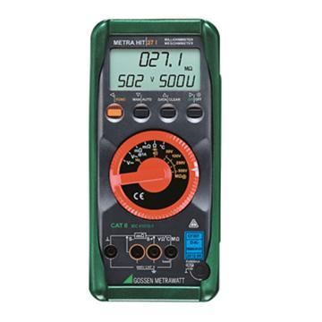 德國高美測儀 /GMC-I 4? 位毫歐多用表及數據記錄儀多功能萬用表,METRAHIT 27I