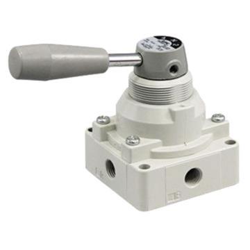 SMC手控阀,VH302-03