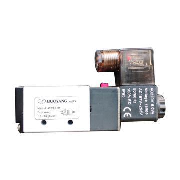 电磁阀,4V210-08