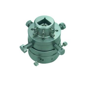 爱路华EROWA 电火花机可调头含50型定位片一组一支拉钉,EC-001001