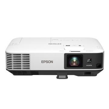 爱普生 CB-2065 投影仪 亮度5500流明、对比度15000:1、标准分辨率 XGA(1024*768)