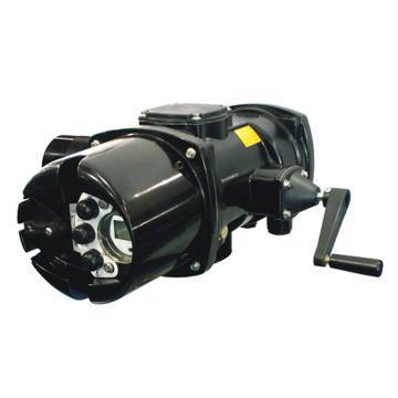 川仪 电动执行工具,M8410+A8005MD 扭矩300N.M 电源380V