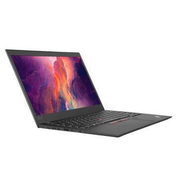 "聯想ThinkPad 筆記本,X390 20SC0018CD i7-10510 8GB/256G Win10-H 4G模塊 13.3""FHD 1年 包鼠"
