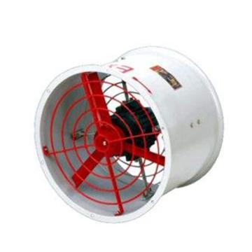 浙江亚安 防爆轴流风机,BT35-11n04.5,L=4493m³/h,P=92Pa