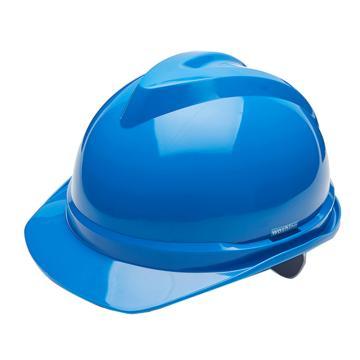 华信 安全帽,V-JET-深海蓝,国电思达定制