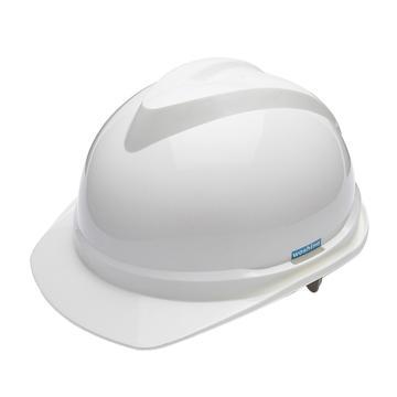 华信 安全帽,V-JET-天山白,国电思达定制