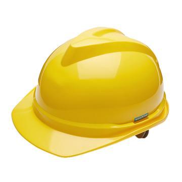 华信 安全帽,V-JET-柠檬黄,国电思达定制