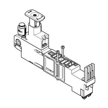 费斯托FESTO 减压阀板,用于MPA-S,VMPA2-B8-R1C2-C-10,543342