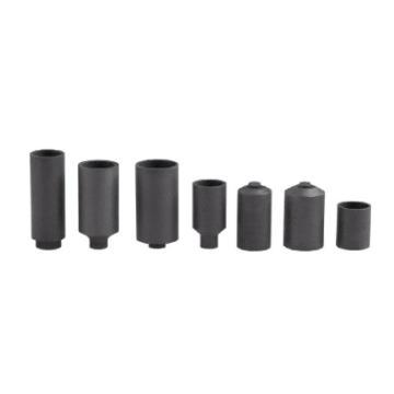 洽诺斯 墨高温坩埚,φ12.7x24.5 mm,1个