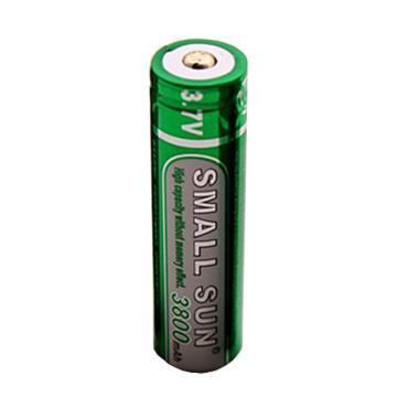 西域推荐 18650锂电充电池,3800MAH 3.7V