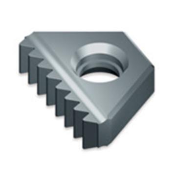 瓦格斯 螺紋銑刀片,3I1.5ISOTM2VTX,10片/盒