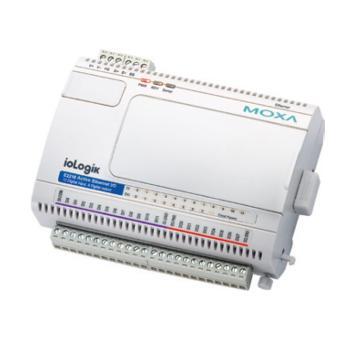摩莎Moxa 12DI開關量輸入I/O控制器,ioLogik E2210