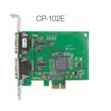 摩莎Moxa 2串口RS-232PCI Express多串口卡,CP-102E