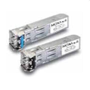摩莎Moxa 10公里单模SFP光口模块,SFP-1GLXLC